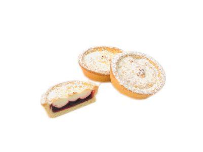 """Печенье """"Тарт с вишнево-творожной начинкой""""  /Баттерфляй/"""