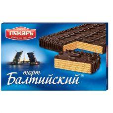 "Торт вафельный ""Балтийский"" 320 гр"