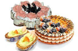 Торты/пирожные