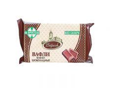 Вафли какао-шоколадные на фруктозе 105 гр