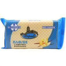 Вафли сливочно-ванильные на сорбите 105 гр