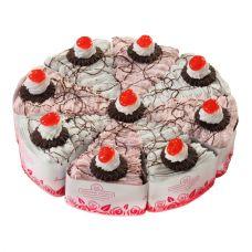 """Торт """"Вишневая классика"""" 0,9"""