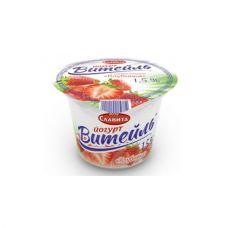 """Йогурт с фруктами """"Витейль"""" 1,5%  - 0,22"""