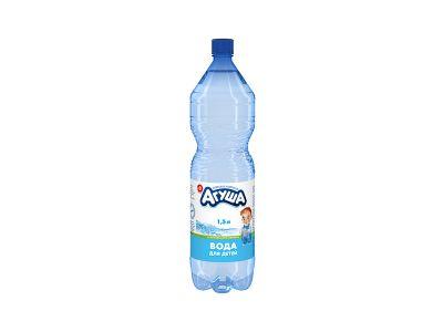 """Вода """"Агуша"""" 1,5 л."""