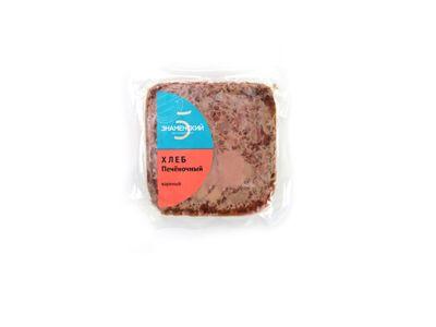 Хлеб печеночный