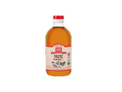 Уксус яблочный 6% 0,5 л  / ТМ Юни Дан/