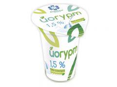 """Йогурт """"Здорово"""" 1,5% - 0,13"""