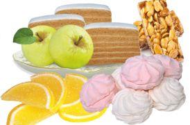 Зефир, мармелад, восточные сладости